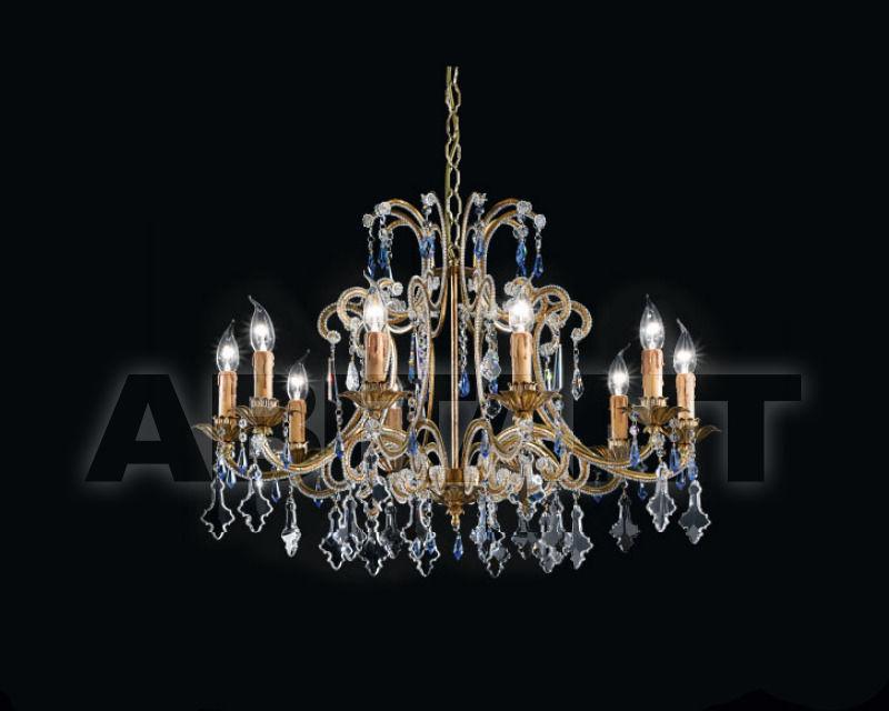 Купить Люстра Renzo del Ventisette & C. S.A.S Legno L 14101/10