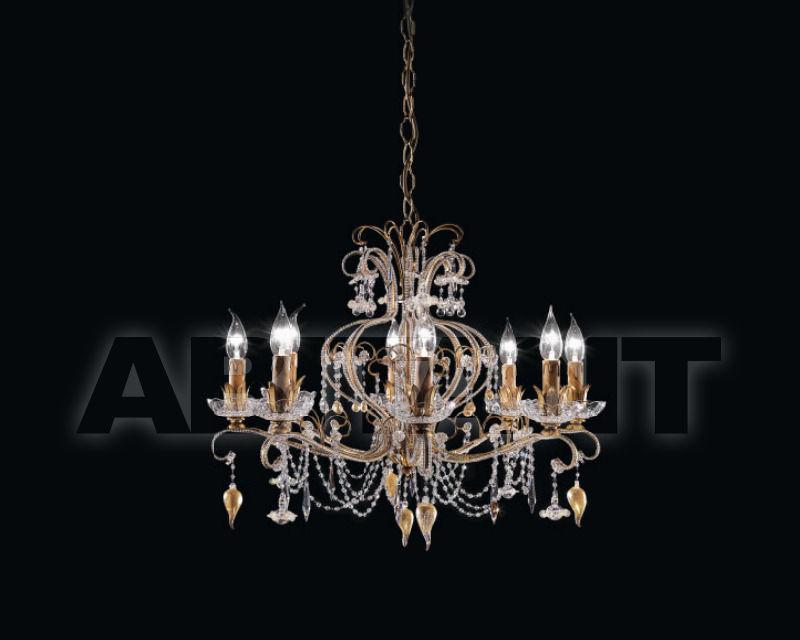 Купить Люстра Renzo del Ventisette & C. S.A.S Legno L 14298/8