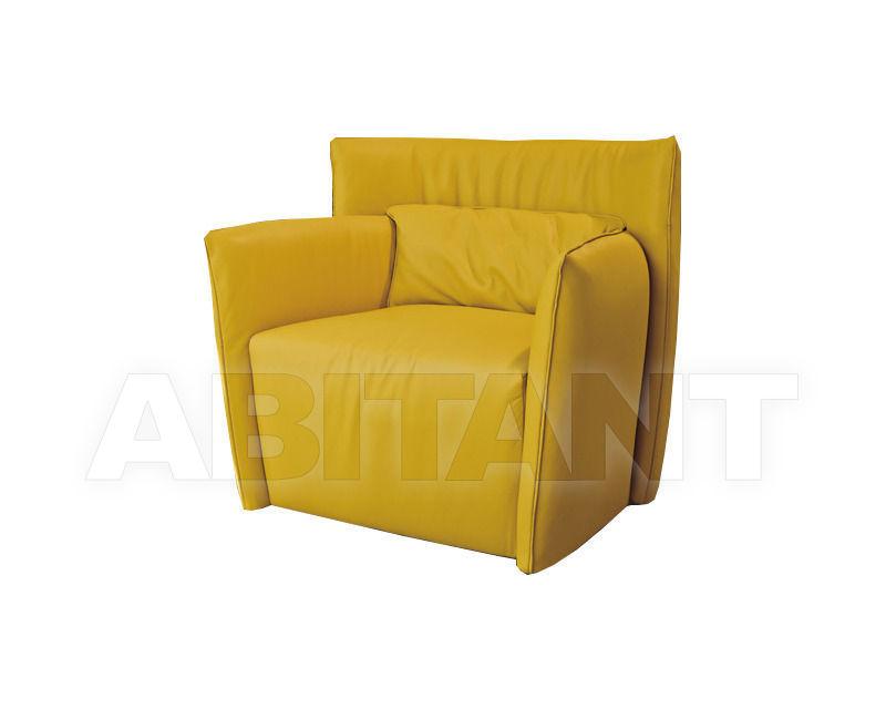 Купить Кресло Gamma Arredamenti International 2014 tulip PNA yellow