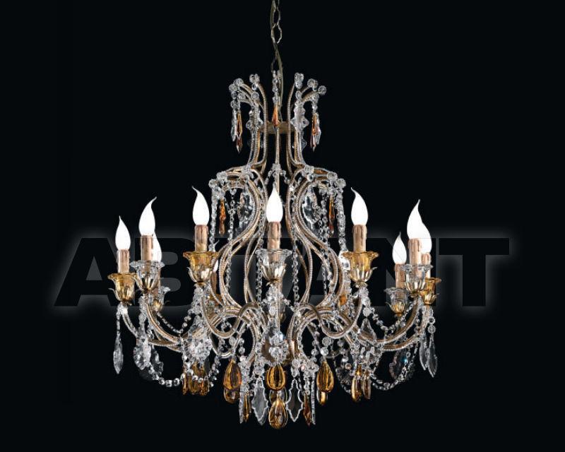 Купить Люстра Renzo del Ventisette & C. S.A.S Legno L 14108/12