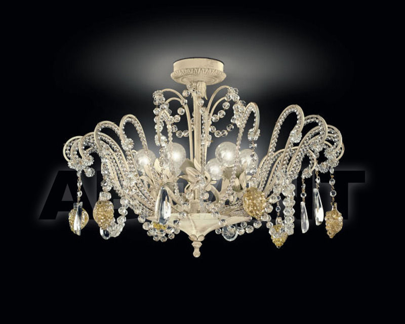 Купить Люстра Renzo del Ventisette & C. S.A.S Legno PL 13850/6