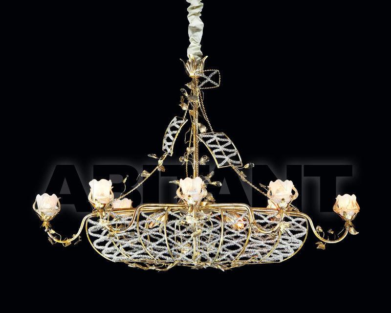 Купить Люстра Renzo del Ventisette & C. S.A.S Legno L 14359/10
