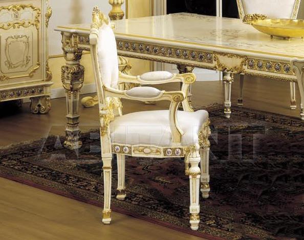 Купить Стул с подлокотниками METZ Asnaghi Interiors Diningroom Collection 95955