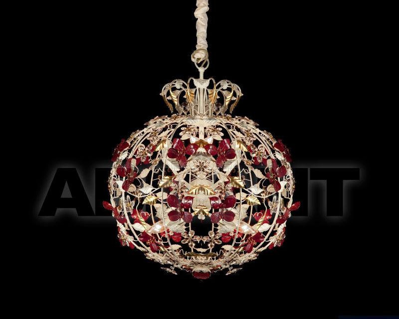 Купить Люстра Renzo del Ventisette & C. S.A.S Fusioni Di Bronzo L 14363/8