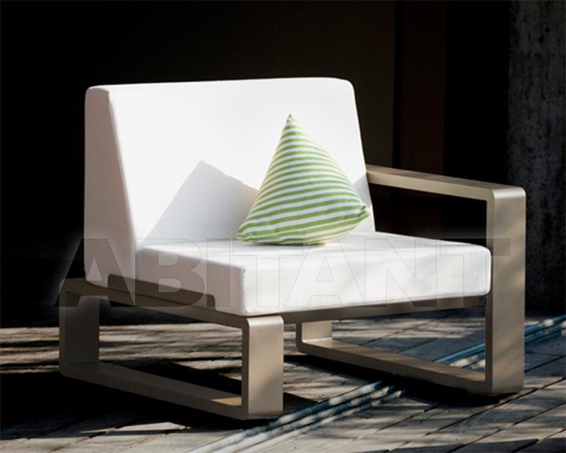 Купить Кресло для террасы GAUCHE Ego Paris Kama EM5CLB1_G 2