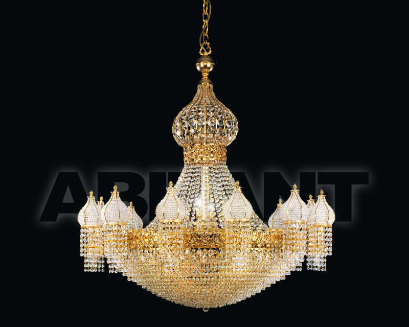 Купить Люстра Renzo del Ventisette & C. S.A.S Plafoniere L 13070/12+12