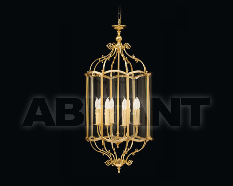 Купить Светильник Renzo del Ventisette & C. S.A.S Plafoniere LN 13089/8 G