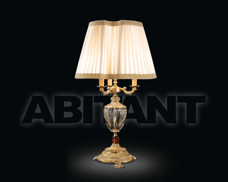 Купить Лампа настольная Renzo del Ventisette & C. S.A.S Lampade Da Tavolo LSG 14097/3+1