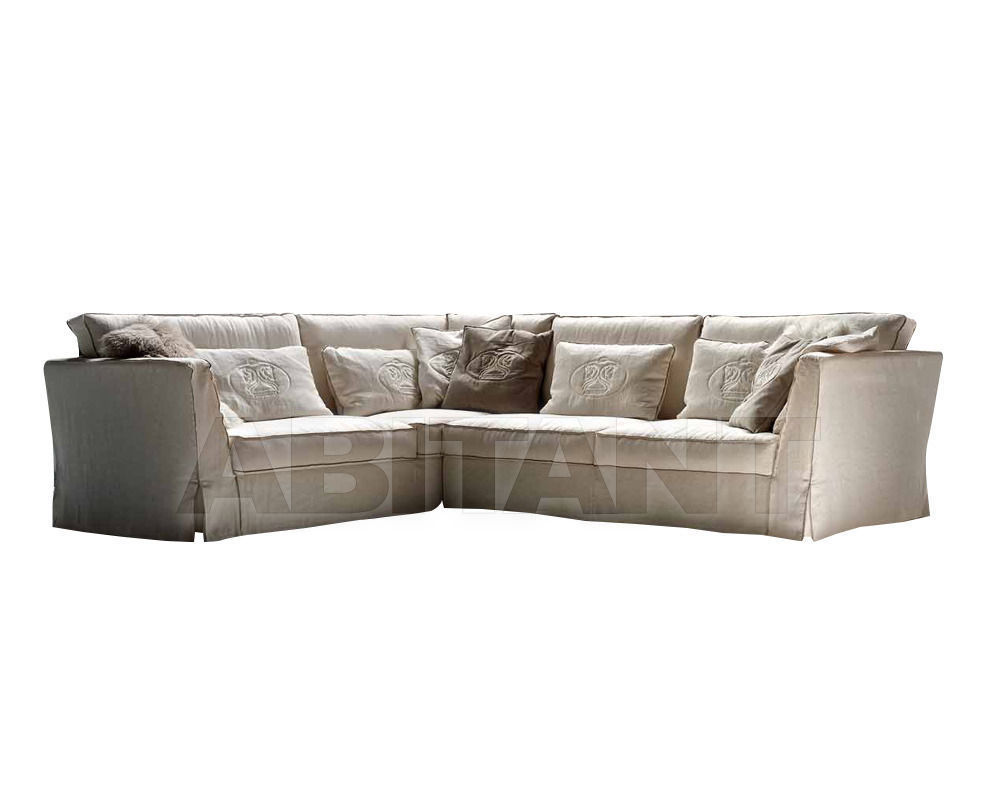 Купить Диван Formerin Charming And Luxurious Mood OTELLO Divano/Sofa cm. 210 + Divano terminale/Sofa with one armrest cm. 190
