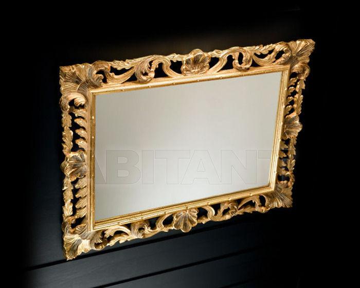 Купить Зеркало настенное Renzo del Ventisette & C. S.A.S Complementi D'arredo SP 0264