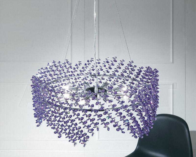 Купить Светильник Renzo del Ventisette & C. S.A.S Shineplus L 14218/8 SW COL