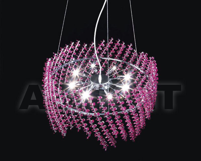 Купить Светильник Renzo del Ventisette & C. S.A.S Shineplus 14218/8 SW COL OZ