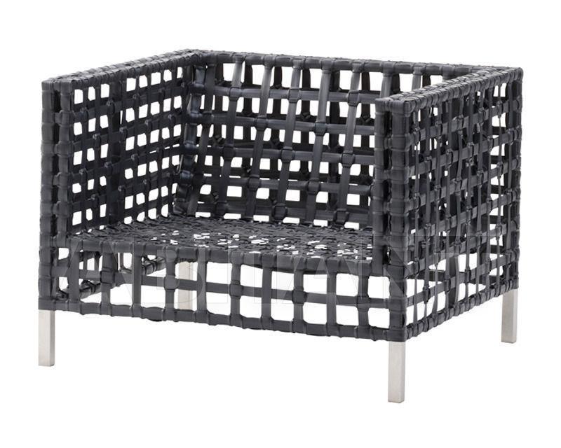 Купить Кресло для террасы Flow Cane Line 2014 5499BG