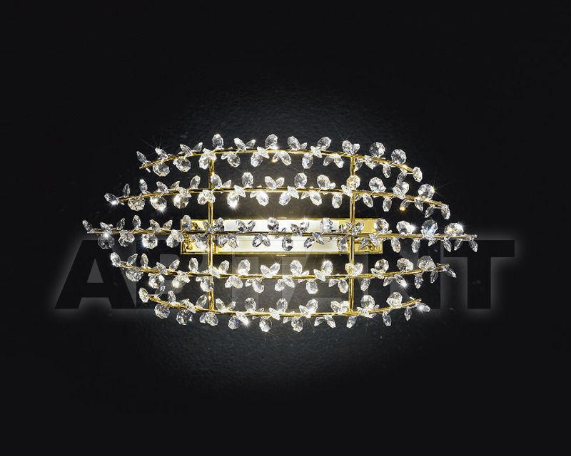 Купить Бра Renzo del Ventisette & C. S.A.S Shineplus A 14287/1 SW COL