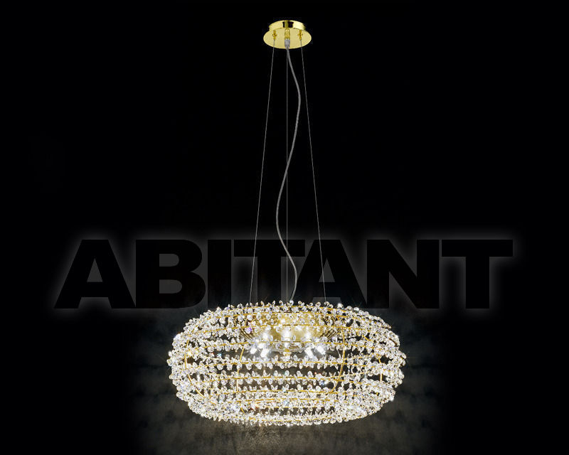 Купить Светильник Renzo del Ventisette & C. S.A.S Shineplus L 14287/60 SW COL