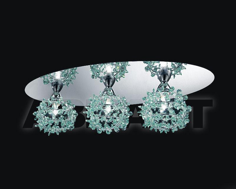 Купить Светильник Renzo del Ventisette & C. S.A.S Shineplus PL 14287/3 SW COL