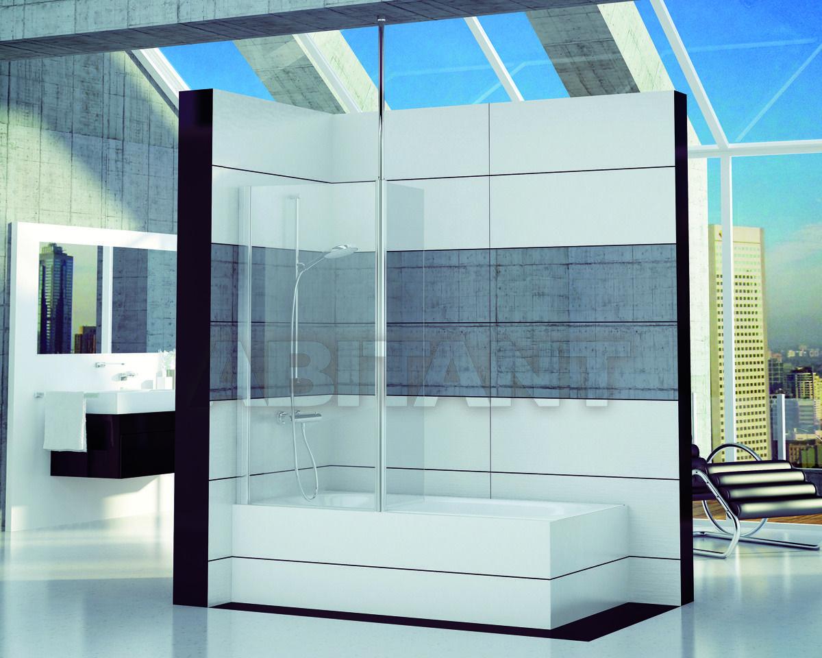 Купить Шторка для ванны Sanswiss  2014 FBD2 0700