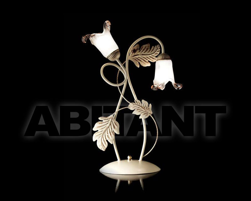 Купить Лампа настольная Ciciriello Lampadari s.r.l. Lighting Collection 2490 avorio lume 2