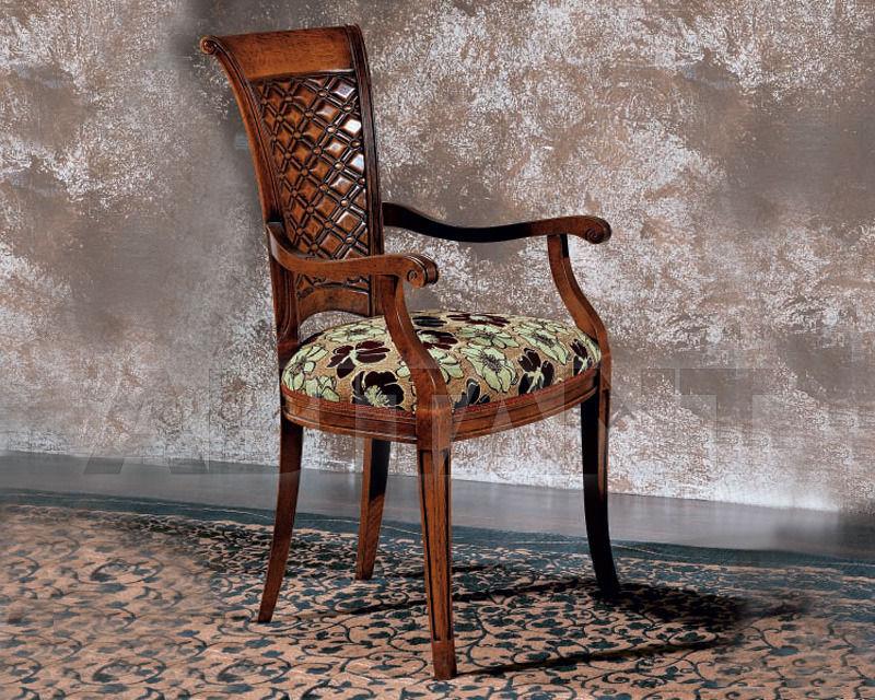 Купить Стул с подлокотниками Rudiana Interiors Ambienti L029/C