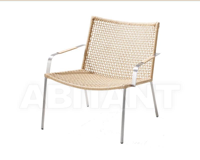 Купить Кресло для террасы Straw lounge Cane Line 2014 7409PU