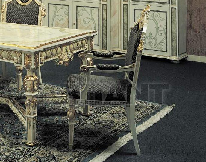 Купить Стул с подлокотниками CRETA Asnaghi Interiors Diningroom Collection 98955