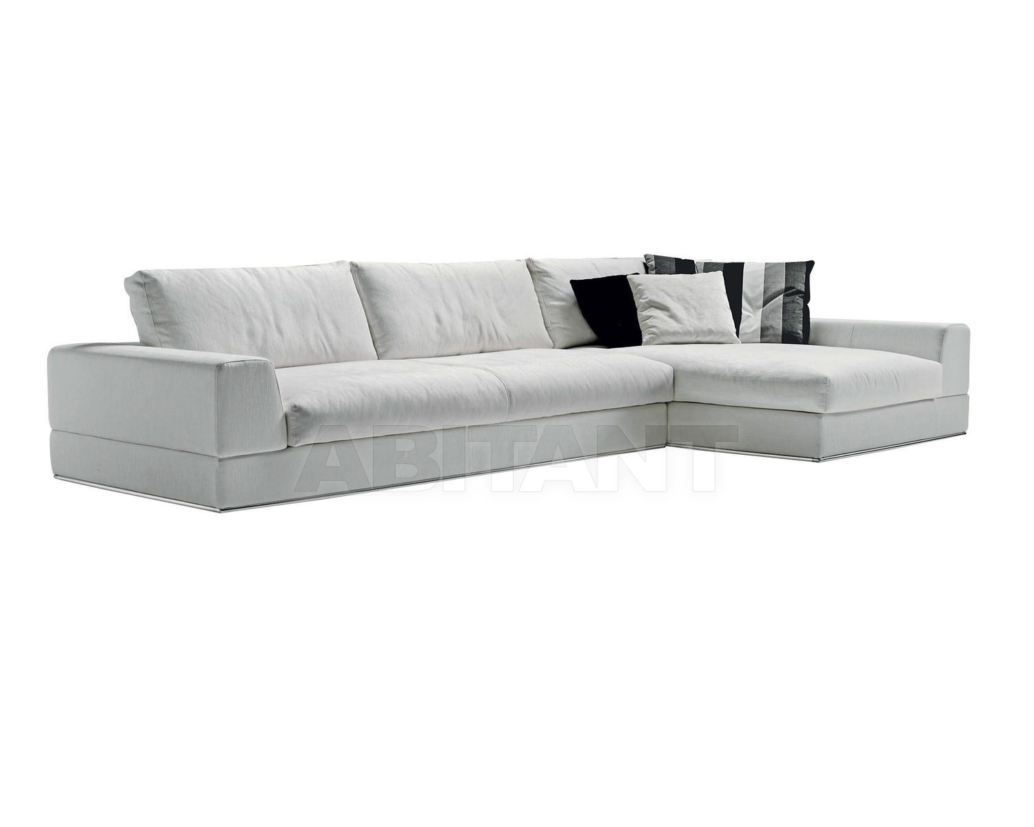 Купить Диван Formerin Contemporary Modern MY WAY Divano terminale/Sofa with 1 arm + Chaise longue