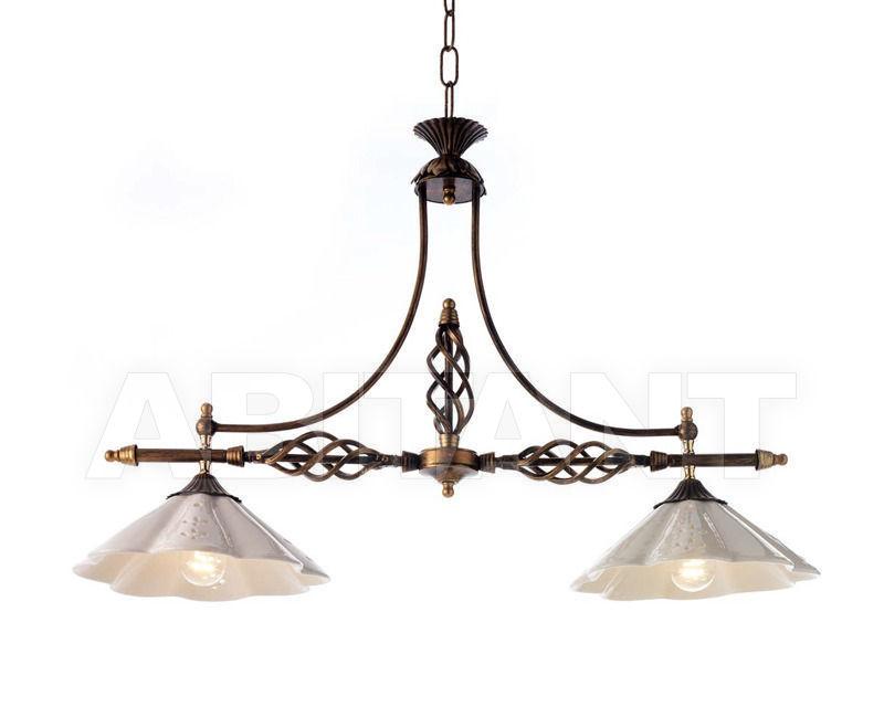 Купить Люстра Ciciriello Lampadari s.r.l. Lighting Collection PIGNA sospensione 2 luci