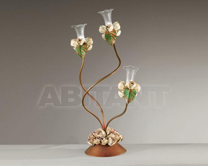 Купить Лампа настольная MM Lampadari Ieri 6213/L3