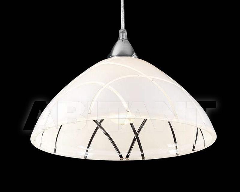 Купить Светильник Ciciriello Lampadari s.r.l. Lighting Collection 645 bianco sospensione dm.30