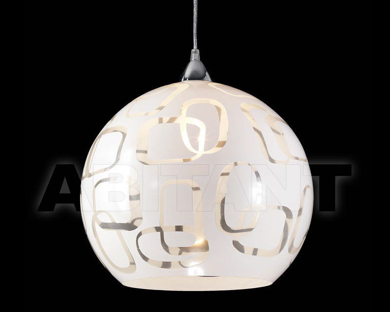 Купить Светильник Ciciriello Lampadari s.r.l. Lighting Collection SFERA 35 sospensione dm.35 bianco