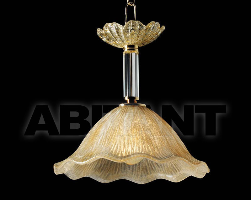 Купить Светильник Ciciriello Lampadari s.r.l. Lighting Collection 635 ambra sospensione dm.30