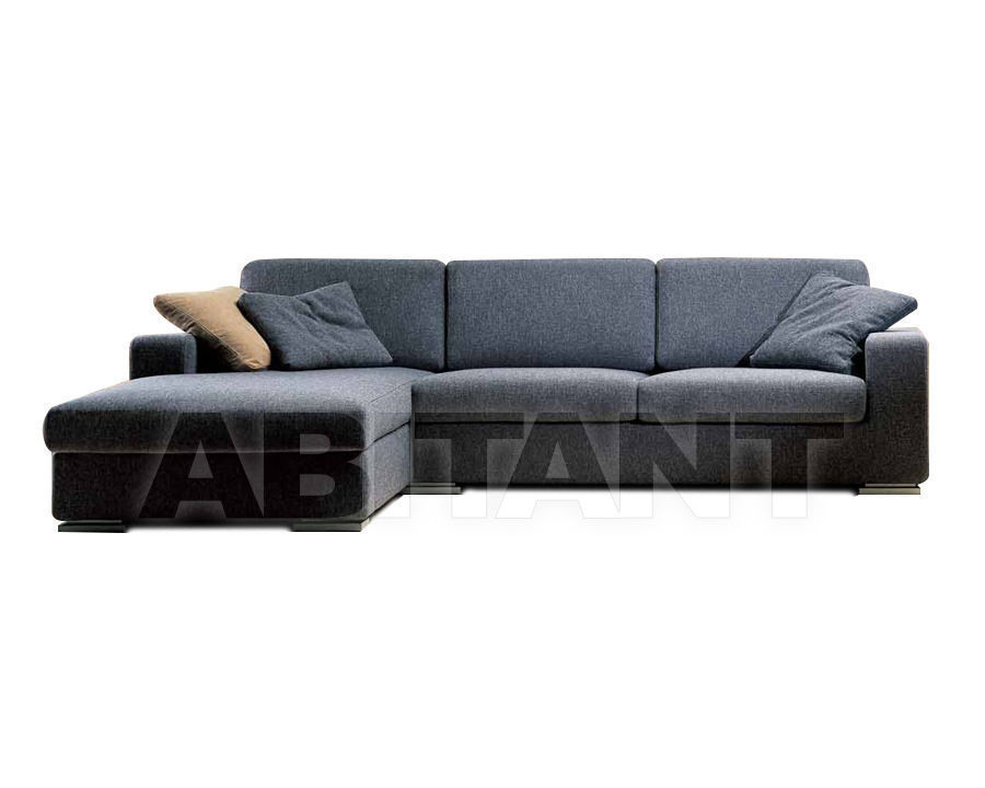 Купить Диван Formerin Contemporary Modern RUSSEL Divano terminale/Sofa with 1 arm + Chaise longue cm. 93x163