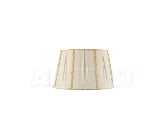 Купить Абажур Ciciriello Lampadari s.r.l. Lighting Collection 4030 impero bicolore AVORIO/ORO 45