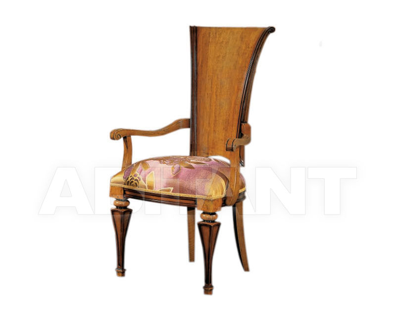 Купить Стул с подлокотниками Rudiana Interiors Ambienti L033/C