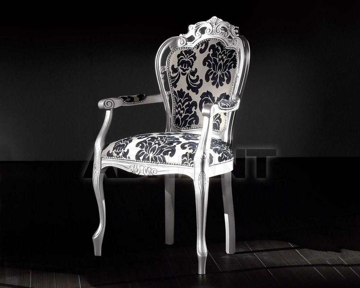 Купить Стул с подлокотниками Formerin Object SISSI Capotavola/Armchair