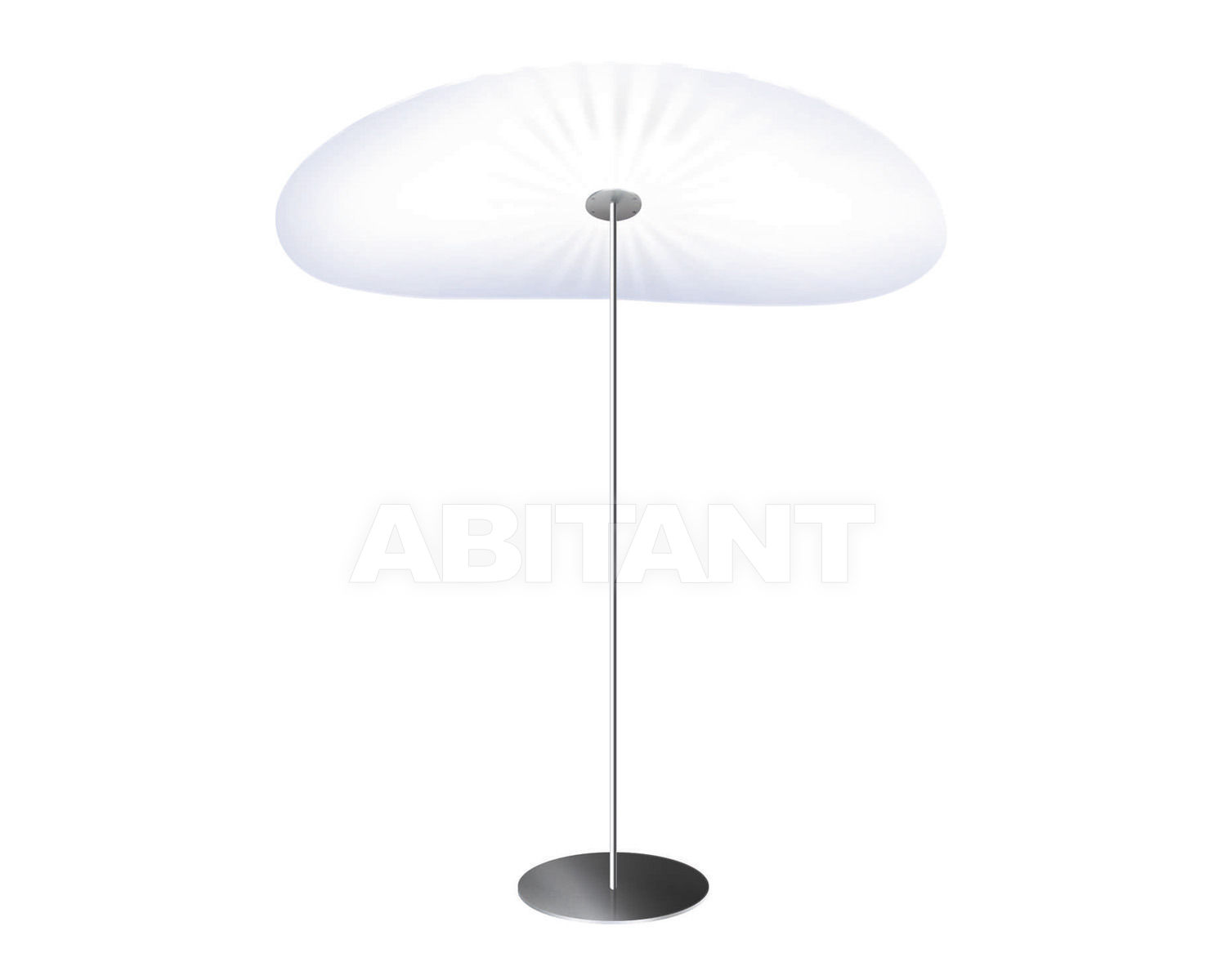 Купить Торшер Beau & Bien Smoon Collection lampadaire à LED/LED Floor lamp smoon ombrella