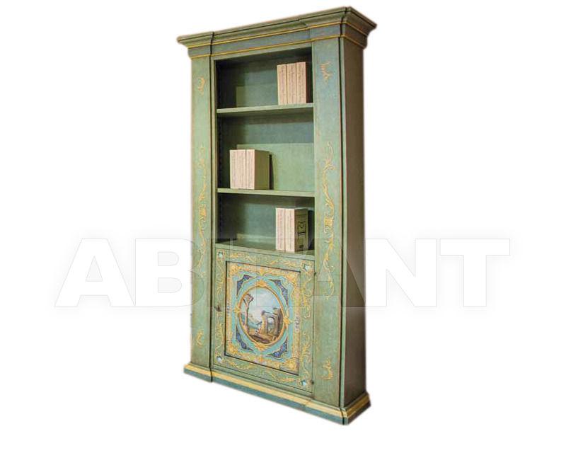 Купить Шкаф книжный Rudiana Interiors Michelangelo Z053