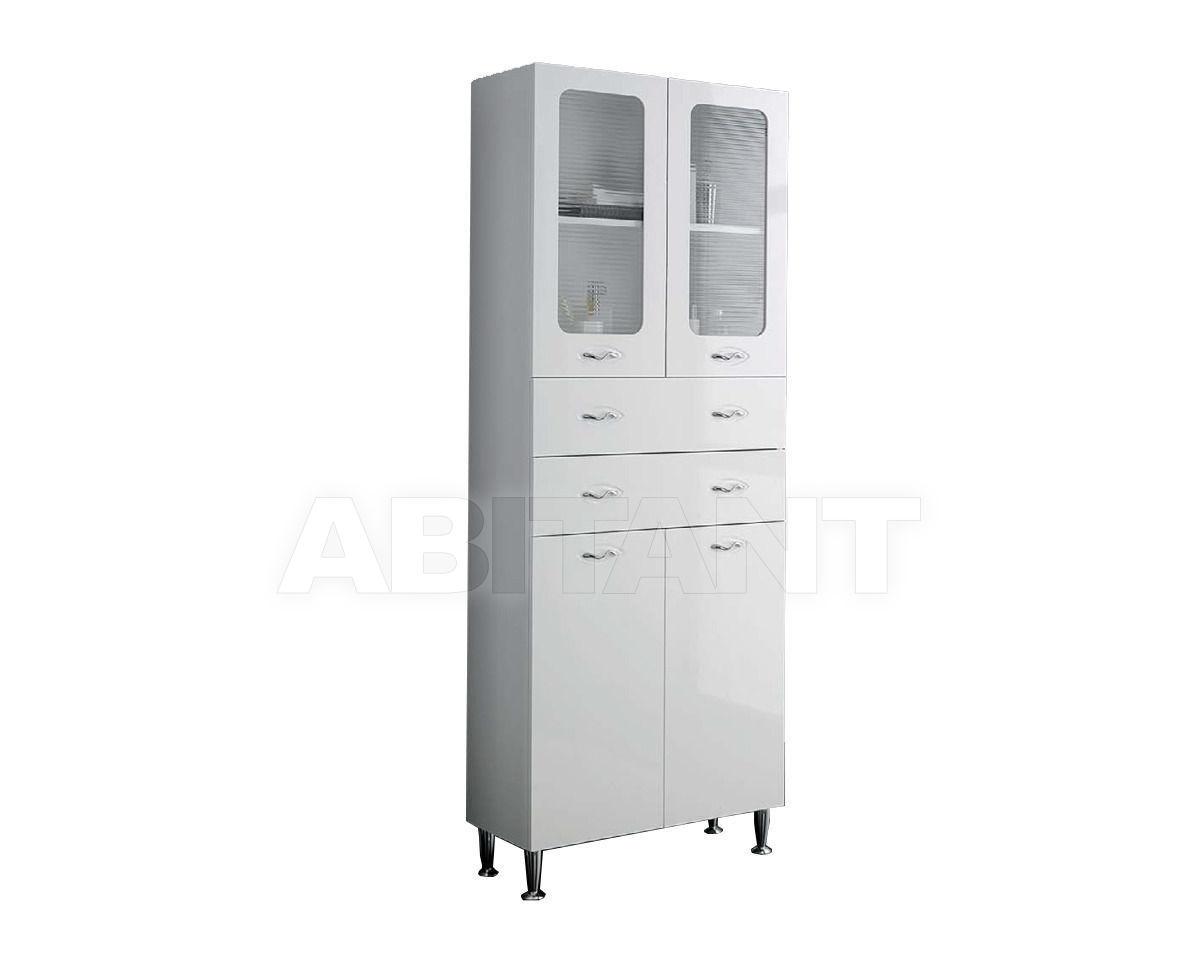 Купить Шкаф для ванной комнаты Ciciriello Lampadari s.r.l. Bathrooms Collection Patty 2