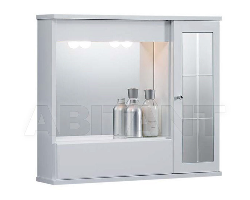 Купить Шкаф для ванной комнаты Ciciriello Lampadari s.r.l. Bathrooms Collection GIOVE 01 da 70cm