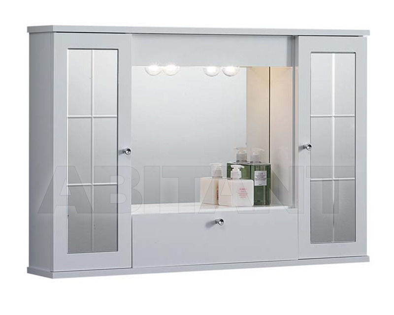 Купить Шкаф для ванной комнаты Ciciriello Lampadari s.r.l. Bathrooms Collection MERCURIO 01 da 90cm