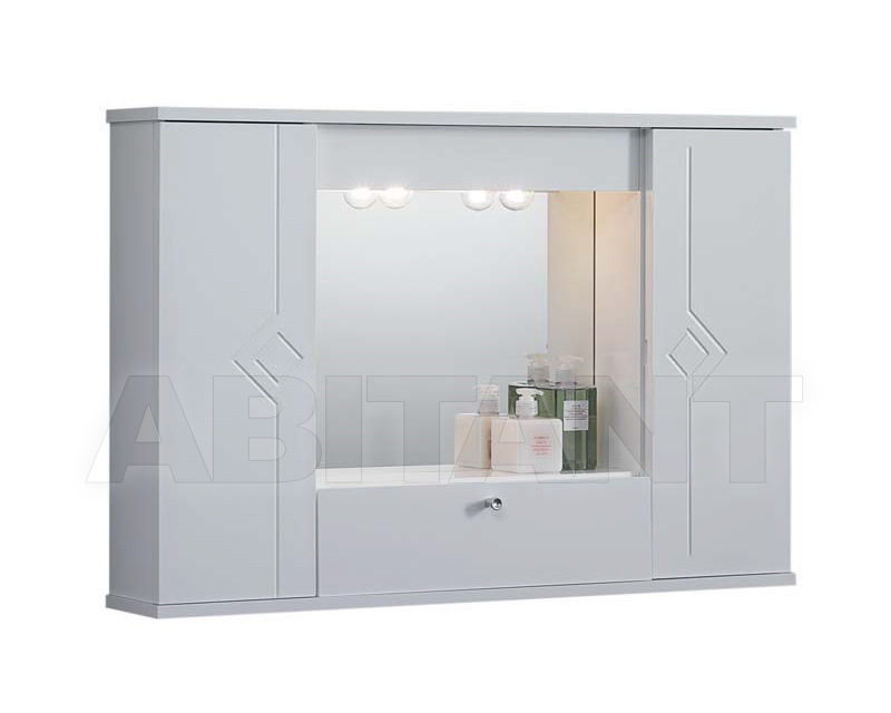 Купить Шкаф для ванной комнаты Ciciriello Lampadari s.r.l. Bathrooms Collection MERCURIO 08 da 80cm