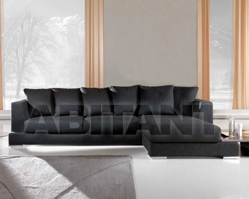 Купить Диван DONALD Vega Salotti Soft 2 posti grande c/1br chaise longue