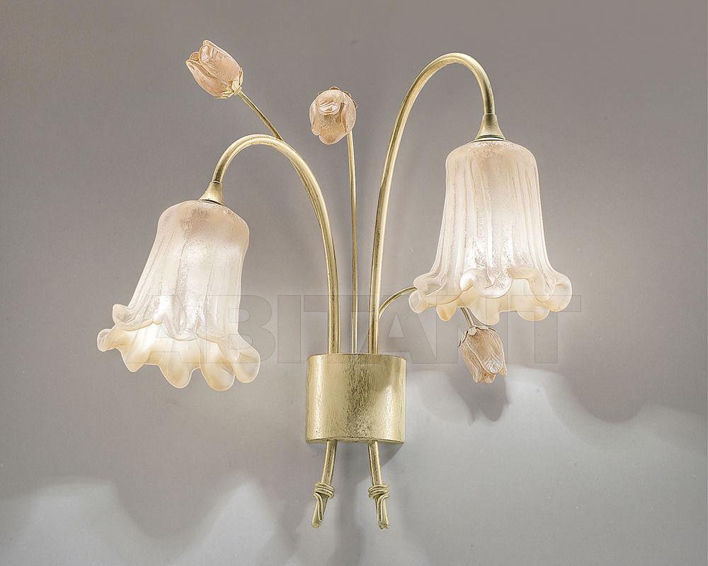 Купить Светильник настенный LORY BR-AV Antea Luce Generale Collection 4934.2
