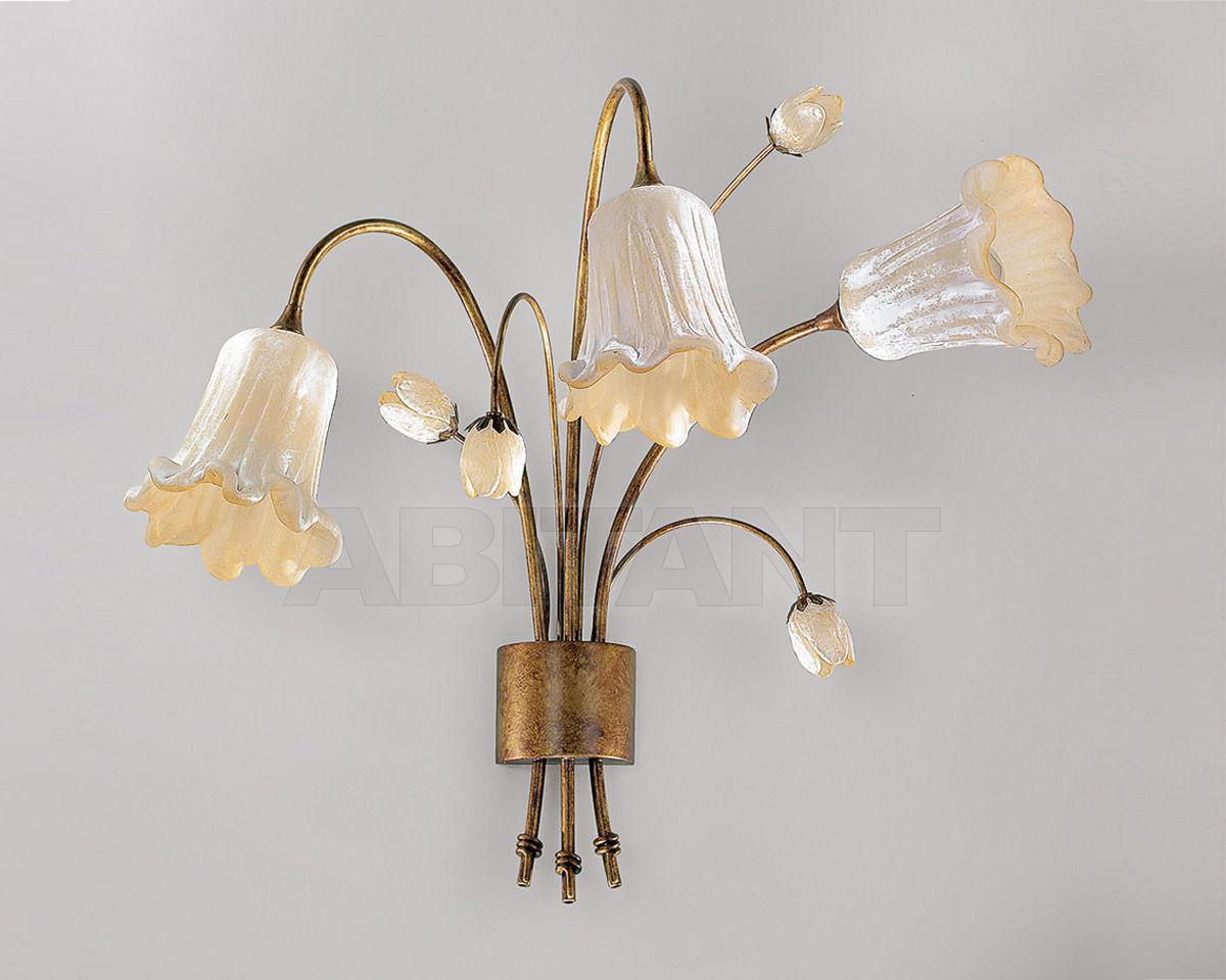 Купить Светильник настенный LORY BR-AV Antea Luce Generale Collection 4934.3