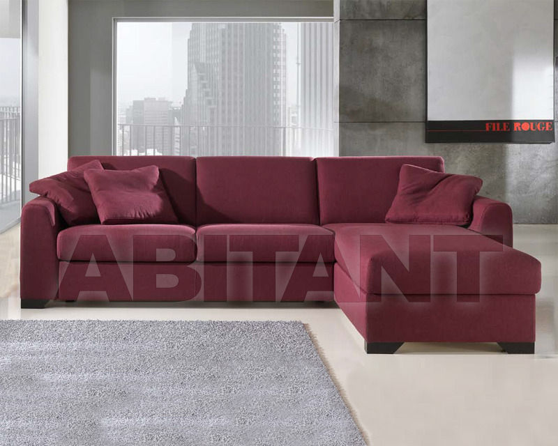 Купить Диван DAVID Vega Salotti Soft 2 posti 1 br.sx chaise longue br. dx DAVID