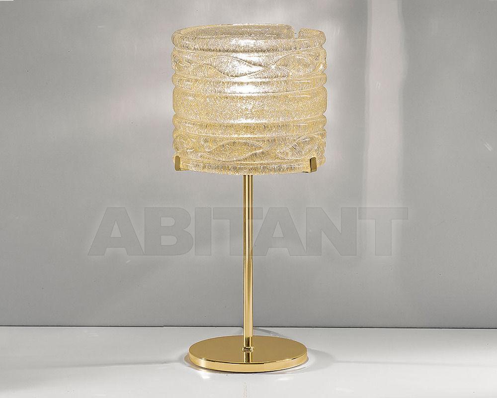 Купить Лампа настольная GIADA ORO Antea Luce Generale Collection 5247.16 AMB. - ORO
