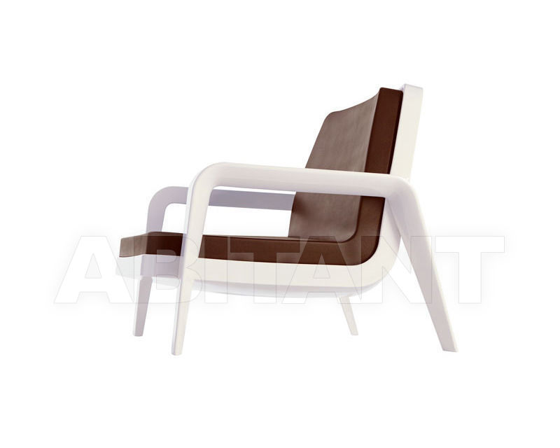 Купить Кресло Slide Furniture SD AMR080 white