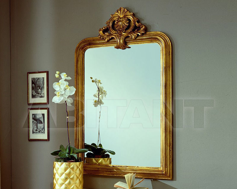 Купить Зеркало настенное MICHELANGELO specchiera Stile Italia I.S. interior space s.r.l. 2010 6010