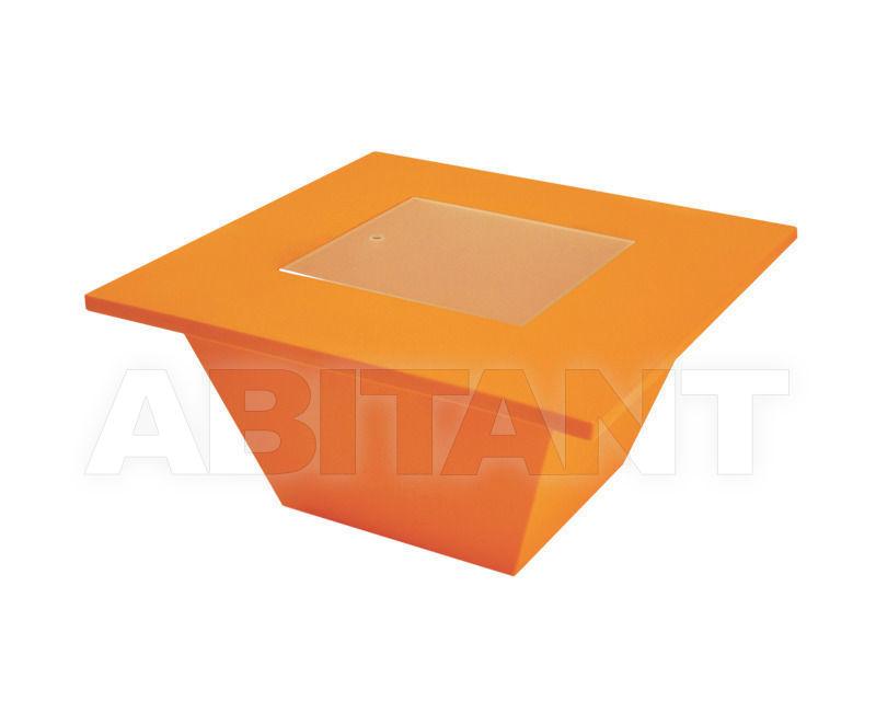 Купить Столик журнальный Slide Furniture SD BEP035 yellow