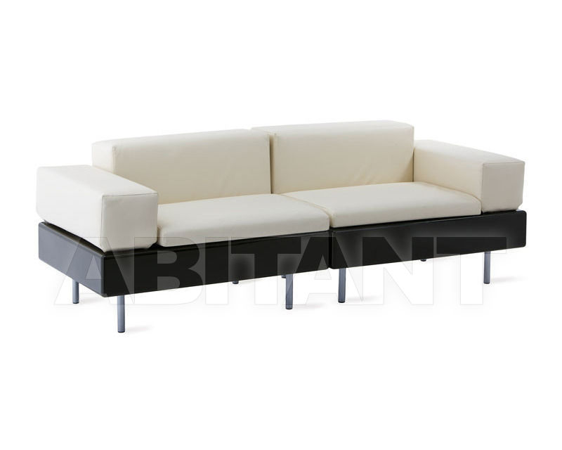 Купить Диван для террасы Slide Furniture HAPPYLIFE SOFÀ+2*SD HAP121+2*SD HAP123+2*SD HAP122